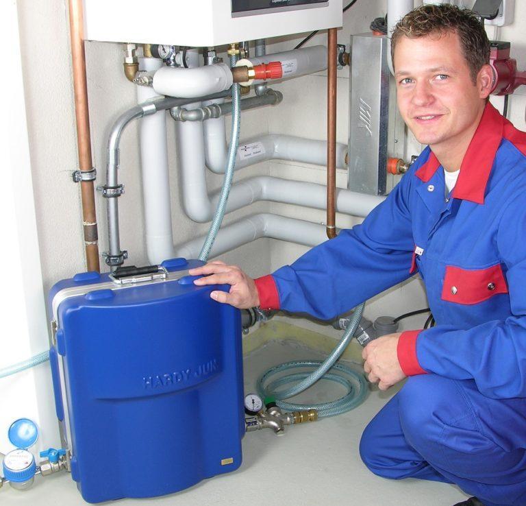 Kalkfreies Heizungswasser – Öko-Lösungen für Kleinanlagen