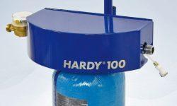 mobile Enthärtungsanlage, HARDY® 100 – Die mobile Heizungswasserfüllanlage