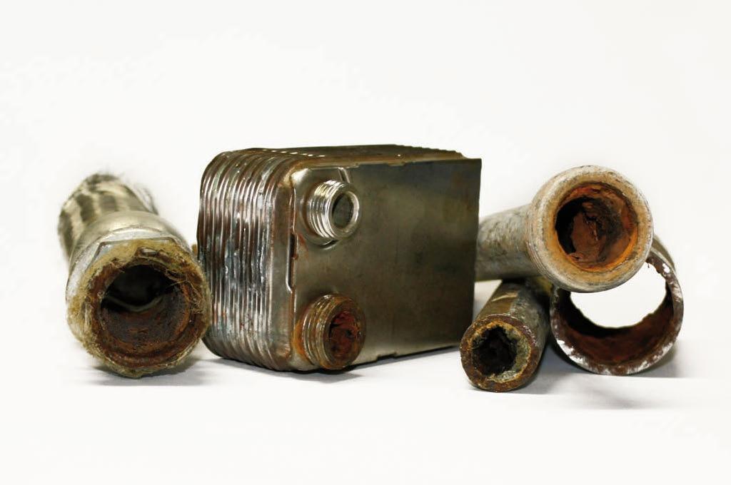 Korrosion in Rohrleitungen