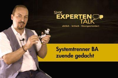 Systemtrenner BA