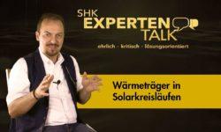 Wärmeträger in Solarkreisläufen