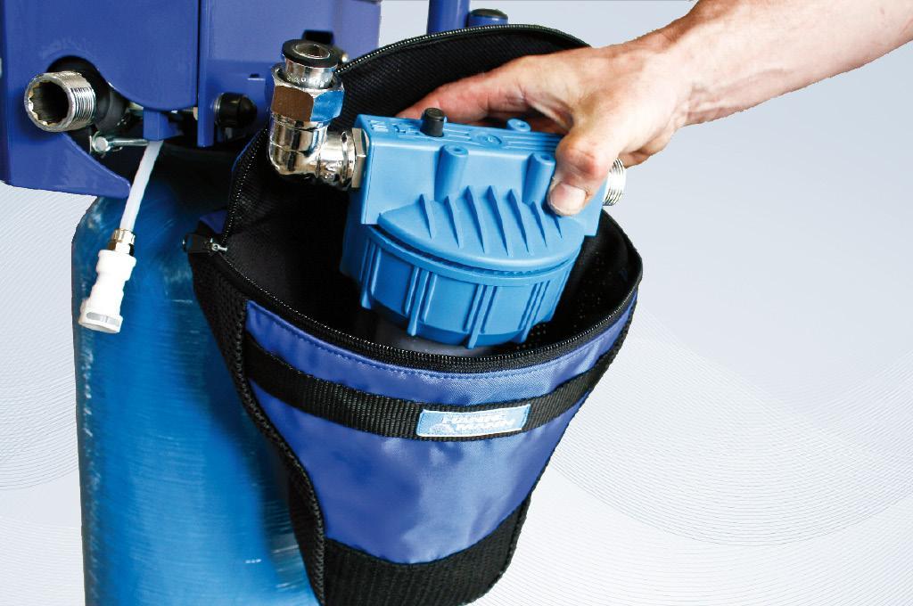 Hardy Bag, Hannemann Wassertechnik