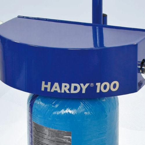 mobile Enthärtungsanlage, Hardy 100, Hannemann Wassertechnik