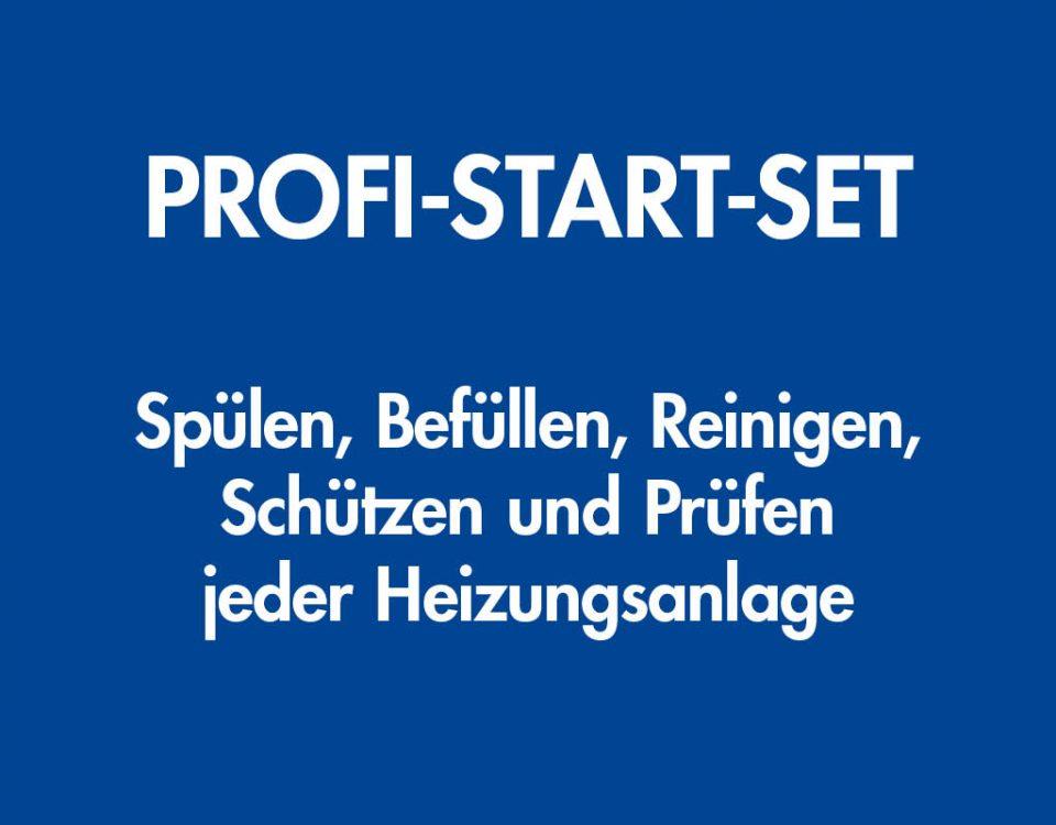 Profi-Start-Set, Hannemann Wassertechnik
