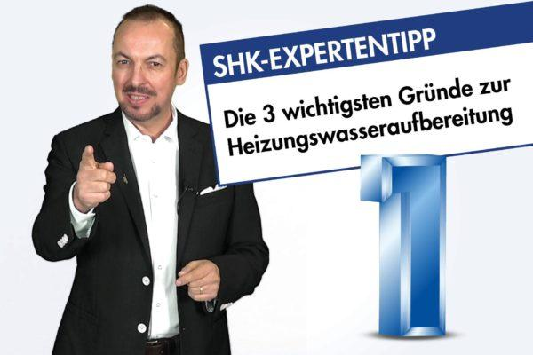 SHK-Expertentipp Video Hannemann