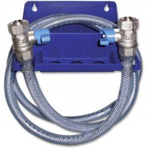 Snello Schlauchhalter, Snello Rücknahmesystem, Hannemann Wassertechnik
