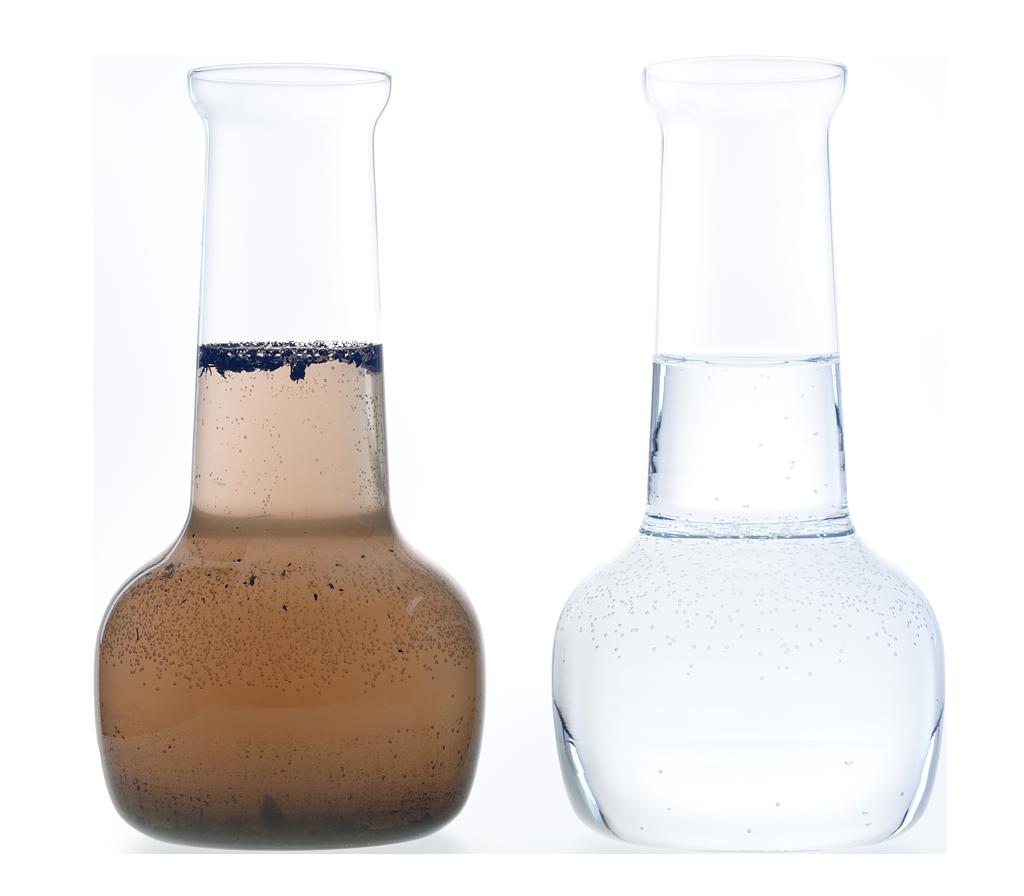 Dreckwasser Gläser