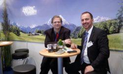 Hannemann Wassertechnik – Die Heizungswasser Experten auf der IFH Nürnberg für das richtige Heizungswasser