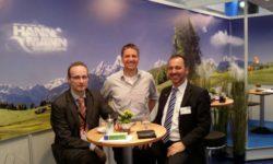 IFH 2016, Hannemann Wassertechnik – Die Heizungswasser Experten auf der IFH Nürnberg für das richtige Heizungswasser